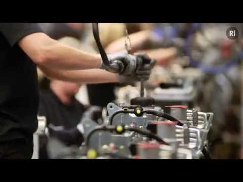 Components Manufacturing At Caterpillar UK