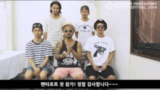 2014RPF] ORANGE RANGE_인사영상 www.pentaportrock.com.