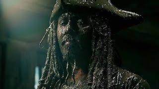 Пираты Карибского моря: Мертвецы не рассказывают сказки (2017) Третий трейлер HD
