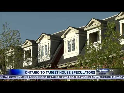 Business Report: Will Queen's Park cool housing market with new taxes?