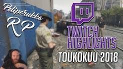 PeliPorukkaRP Twitch Highlights - Toukokuu 2018