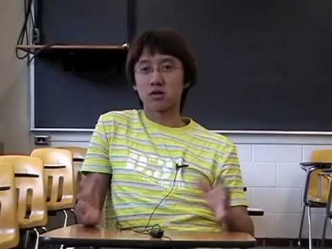 Chinese Alumni of Calvin College: Xu Lin (English)