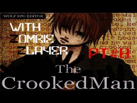 The Crooked Man [8] BEST BAD END EVER (Scene 2 End) + {BadEnd2}