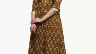 Trendy cotton Kurtis for girl //Fashions for everyone
