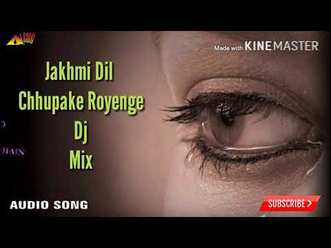 Zakhmi Dil Chupake royenge //DJ mix audio song// PK music channel //new Bhojpuri video