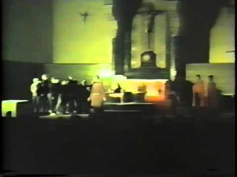 The Teacher - St. David, Detroit - Good Friday, 4/5/85