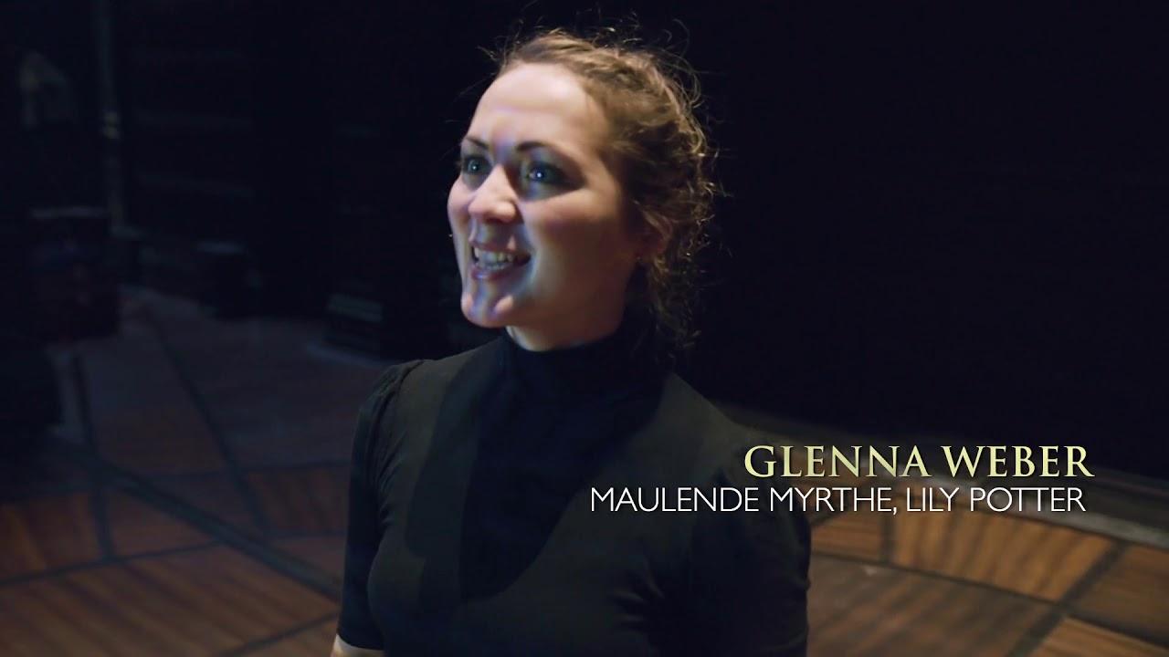Harry Potter Und Das Verwunschene Kind Probenstart Im Theater Youtube