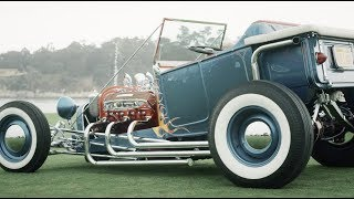 Hot Rods featured for the first time ever at Pebble Beach