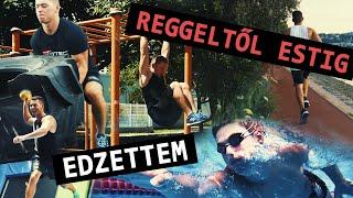REGGELTŐL_ESTIG_EDZETTEM!