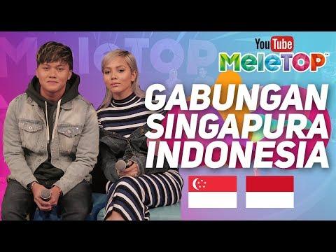 Gabungan Singapura dan Indonesia | Aisyah Aziz & Rizky Febian