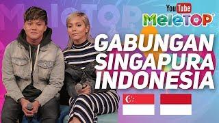 Gabungan Singapura dan Indonesia   Aisyah Aziz & Rizky Febian