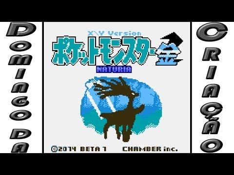 Pokémon XY Naturia (GBC) - DOMINGO DA CRIAÇÃO T1 EP13 | DanielOniGuerreiro | DanielOniGuerreiro