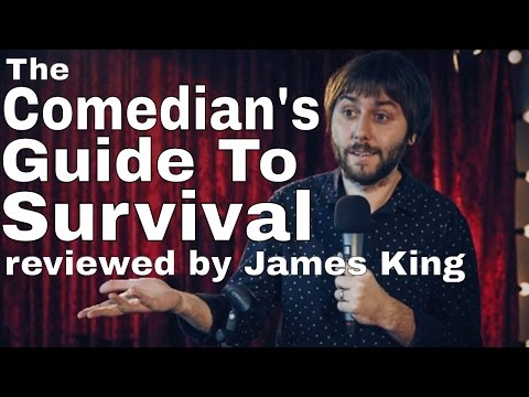 The Comedian's Guide To Survival reviewed by James King