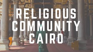 Video Religious Community, Cairo, Egypt - Egypt Travel - Combination of Islam, Christianity, and Judaism download MP3, 3GP, MP4, WEBM, AVI, FLV November 2018