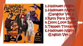 JKT48 Dont Look Back Jangan Melihat KeBelakang CD