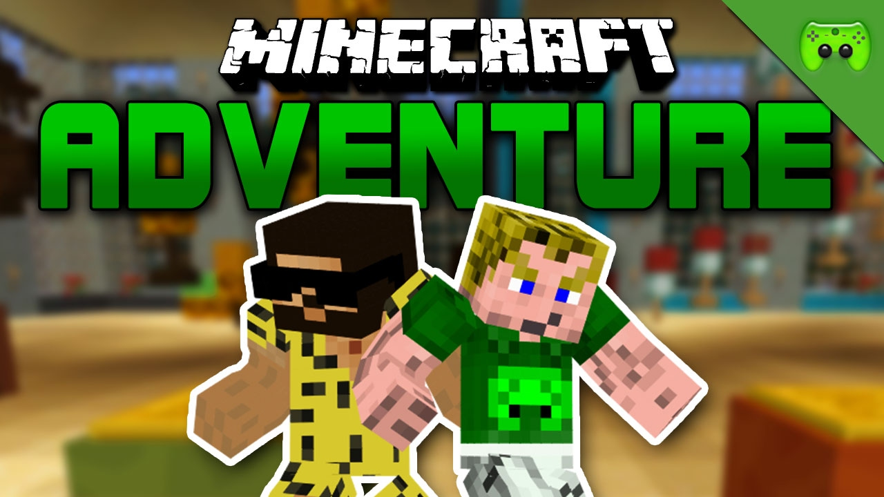Minecraft Adventure Map Special - YouTube