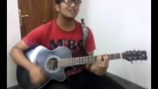 k tui bol guitar cover by priyam (megh peon)