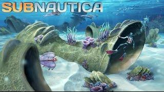 Gramy w Subnautica : #2 Piękna rafa i jej surowce :D