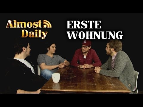 almost daily 73 erste wohnung youtube. Black Bedroom Furniture Sets. Home Design Ideas