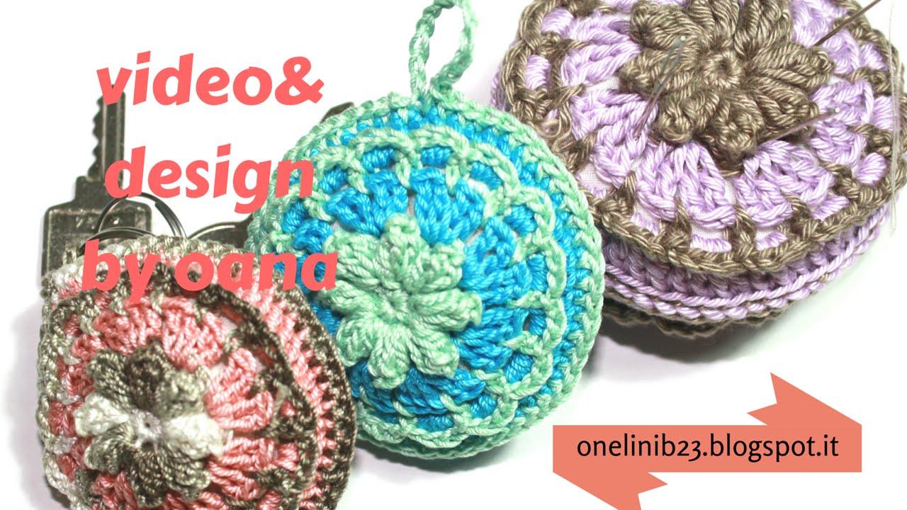Crochet Scented Pincushion Youtube