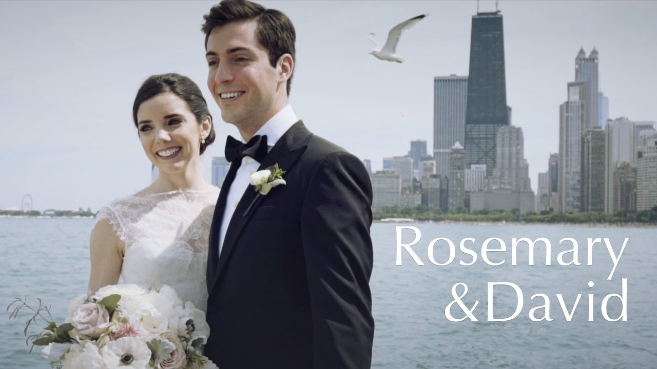 Chicago Wedding Video That Will Make You Cry Roey And David