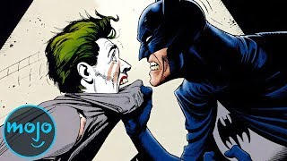 Top 10 Batman Problems Fans Won't Admit
