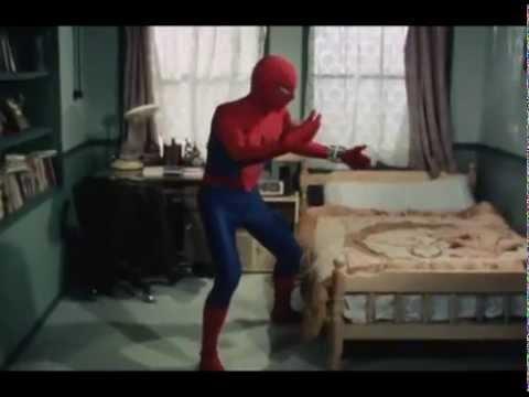 Japanese Spider-Man - All Transformations