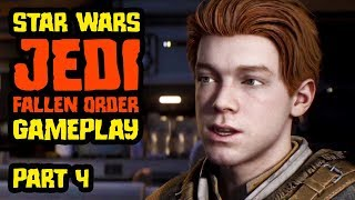 Star Wars: Jedi Fallen Order Gameplay - Let's Play Part 4 [Ending]