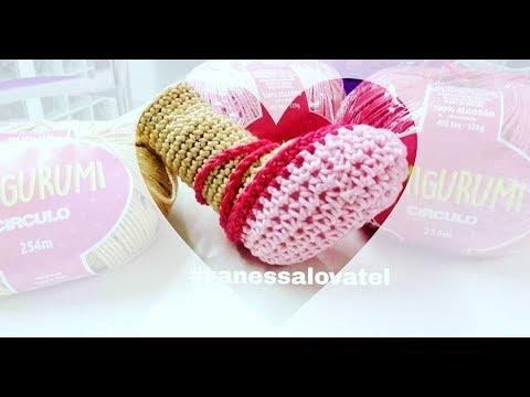 Ursinha Bailarina Amigurumi no Elo7   Crochet Shop! (D5613B)   360x480