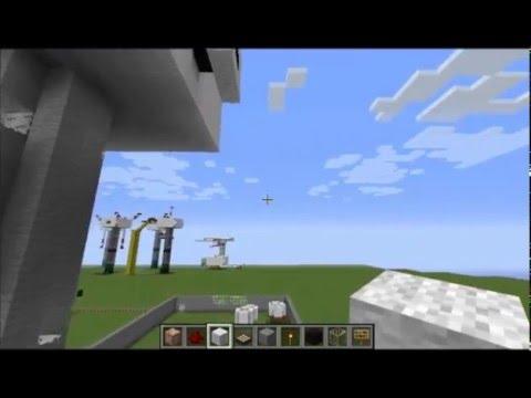 Minecraft Mitten In Der Windkraftanlage E 126 Youtube