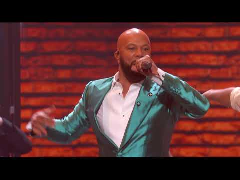 """WATCH: Camila Cabello, Common, Lang Lang & More Perform """"I Sing The Body Electric"""" 