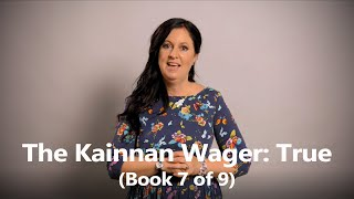 Introducing 'The Kainnan Wager: True: by Belinda Stott