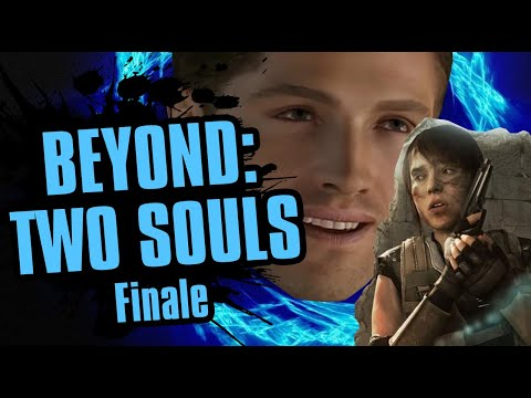 Leave Me Alone Ryan | Beyond: Two Souls Part 5 Finale |