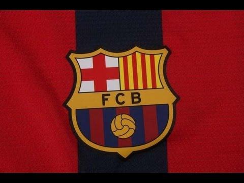 Barcelona New Home Kit 2013/2014