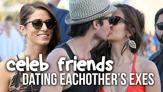 7 Pairs of Celeb Friends Who Dated the Same Person