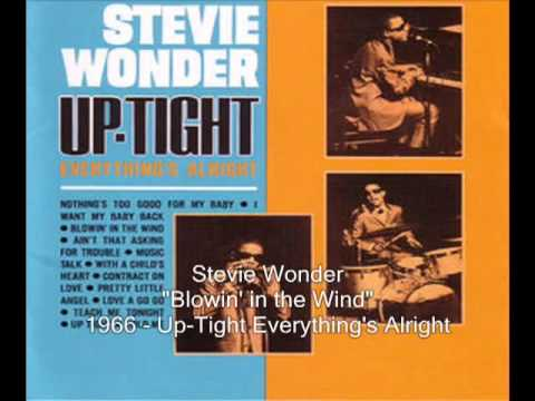Stevie Wonder - Blowin' In The Wind