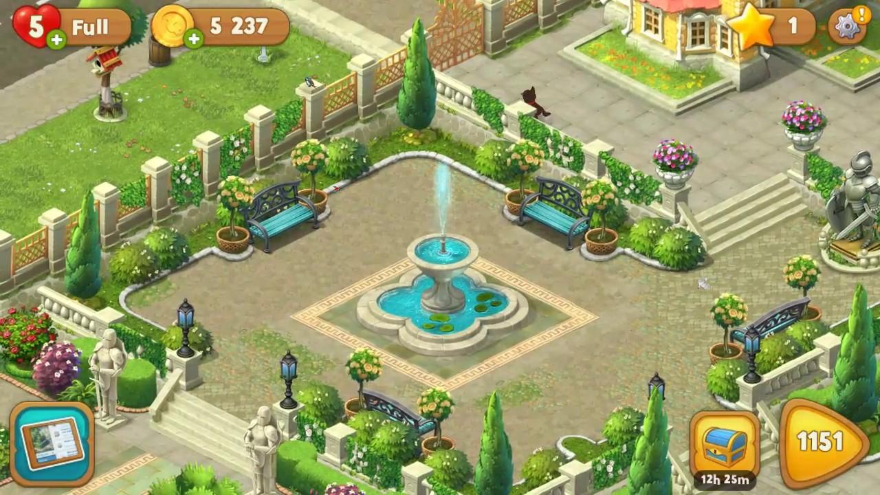 Garden Scapes 2