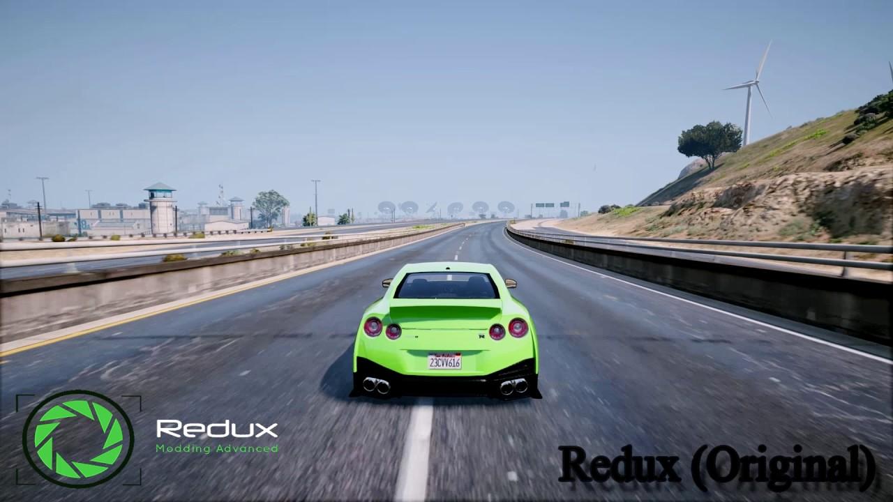 Gta V Redux Original
