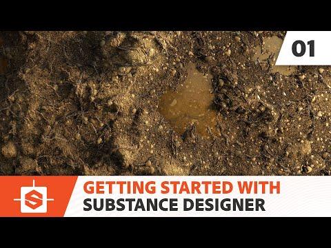 01-01: What is Substance Designer