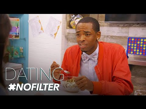Breakfast-Dinner Date Overshadowed By Suave Cereal Guy | Dating #NoFilter | E!