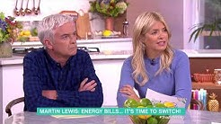 Martin Lewis Says Switching Energy Suppliers is Easy | This Morning