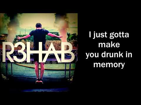 R3HAB x Mike Williams - Lullaby (Official Video) (Lyrics)