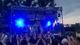 ІГРАШКИ - 2.0.1.2. (Live Куровское 24.08.2014)