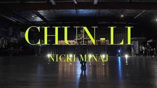 NICKI MINAJ - CHUN-LI | Choreography by Willie Scott IV @WSIV @NICKIMINAJ