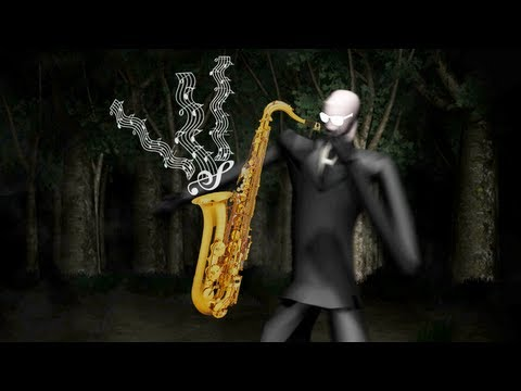What Slender Man does behind your back!
