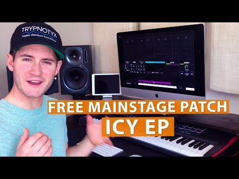 Free MainStage Worship Patch! - Icy EP — MainStage Patches