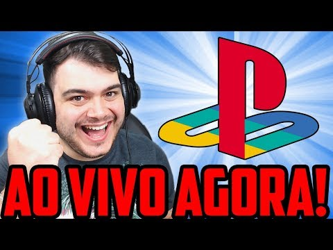 E3 2018 AO VIVO - CONFERÊNCIA SONY PLAYSTATION (THE LAST OF US 2, SPIDERMAN PS4 E MAIS)