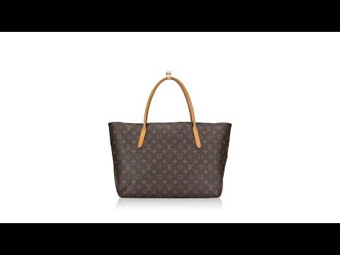 Louis Vuitton Monogram Raspail MM