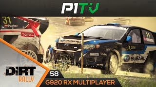 DiRT Rally #58 | RX Multiplayer mit dem G920 / Dirt Rally Lets Play [G920] [60 FPS]