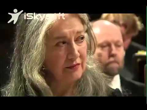 Martha Argerich, Concerto pour piano Sol Majeur, Maurice Ravel